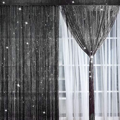 Brilliantbuys confezione da 30 anelli per tenda in plastica, per pali da 19 mm silver grey. Tende Antimosche Top 5 E Offerte 2021