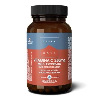 Vitamina C Complex Terranova
