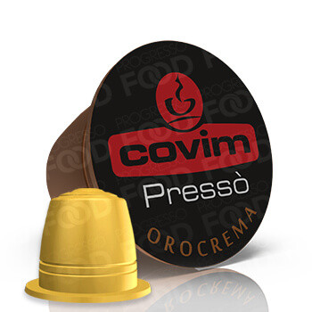 Capsule Covim Pressò Orocrema