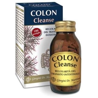 Colon Cleanse regolarità transito intestinale Dottor Giorgini