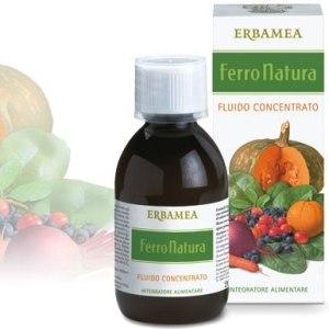 FerroNatura fluido concentrato Erbamea