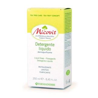 Micovit detergente liquido Farmaderbe