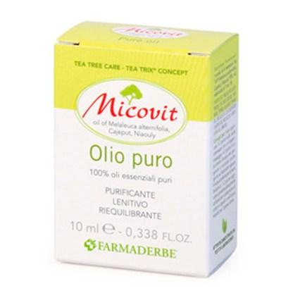 Micovit olio puro 100% Farmaderbe