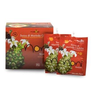 Noni succo di Morinda Citrifolia puro al 100% Forlive