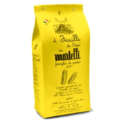 Pasta Martelli fusilli
