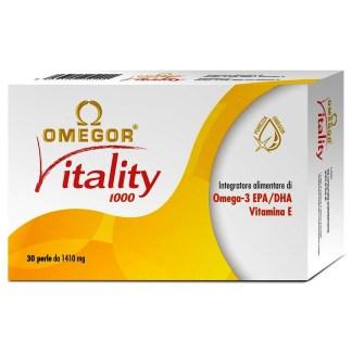 Vitality 1000 omega 3 Omegor