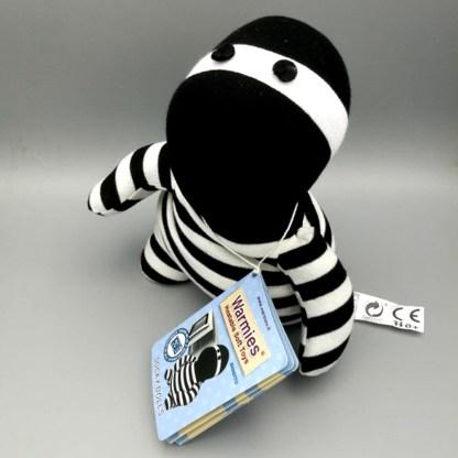 Warmies peluche termici emana calore - Zebra