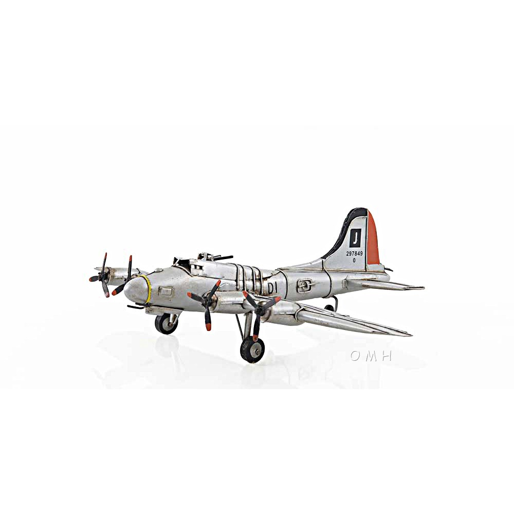 B-25 Mitchell Bomber Scale Model Plane