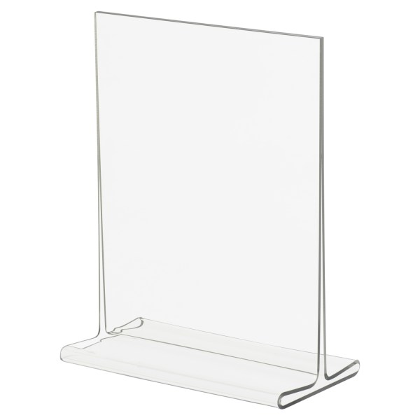 55x7 Top Loading Double Sided Acrylic Sign Holder Buy