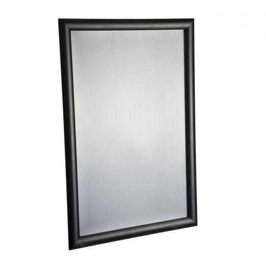 11 x 17 snap frame black