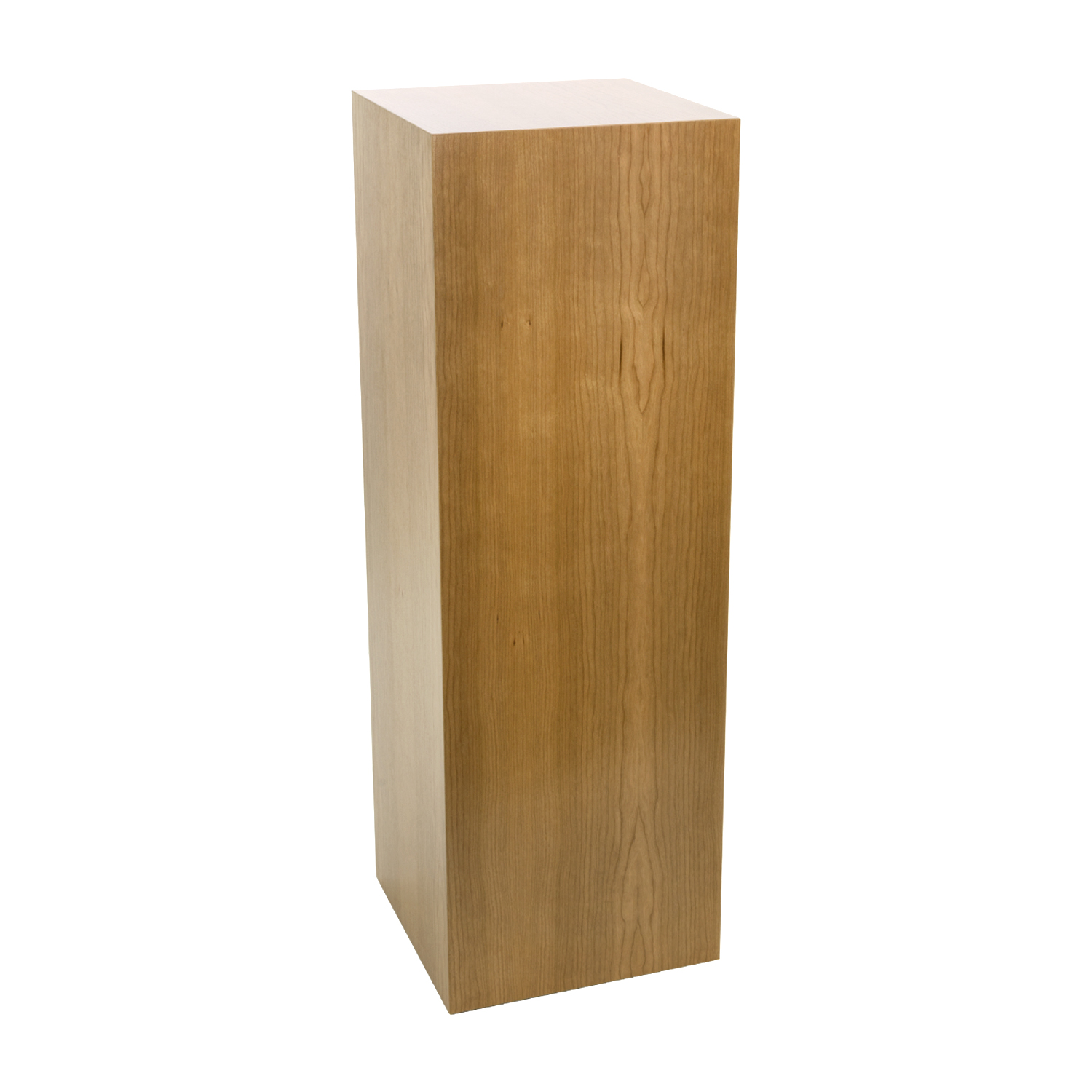 Cherry Wood Pedestal