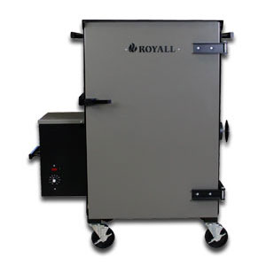 royall rg7000vs wood pellet