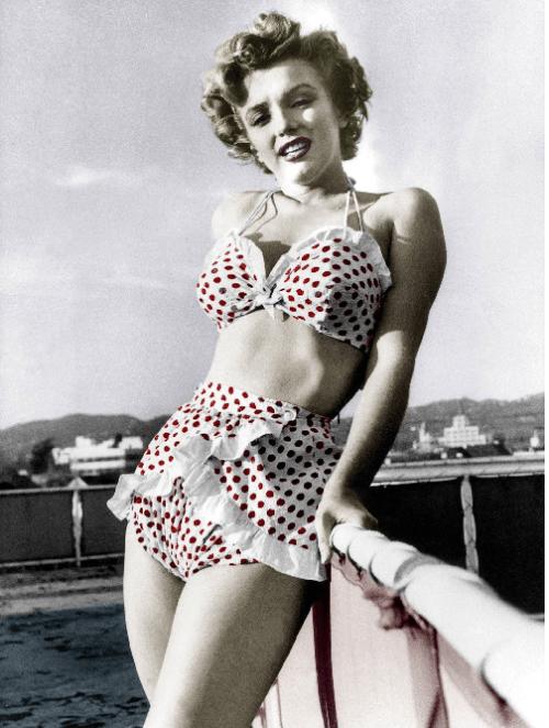 swim wear, vintage wear, bikini