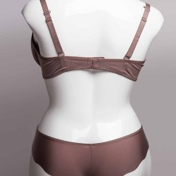 Fantasie Eclipse UW Spacer Moulded Balcony Bra and Thong Set, Back View
