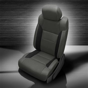 Toyota Tundra Double Cab Katzkin Leather Seat Upholstery