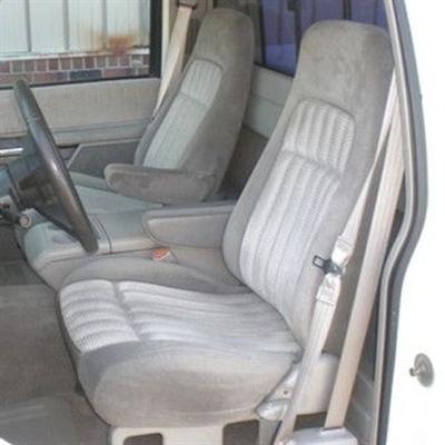 CHEVROLET C1500 REGULAR CAB Katzkin Leather Seat