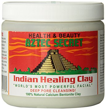 Indian Healing Clay Aztec Secret