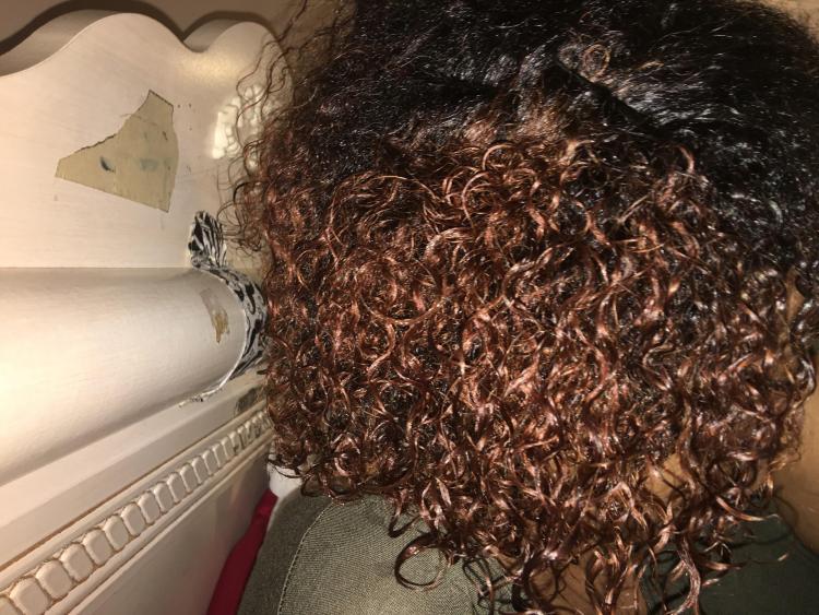 After Cantu Shea Butter Natural Hair - Repair Heat Damage