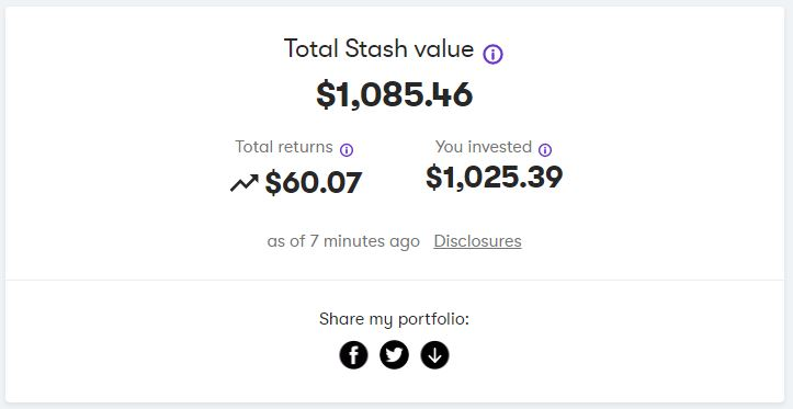 stash invest legit way to build savings