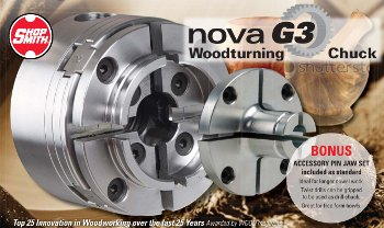 Nova Wood Lathe For Sale