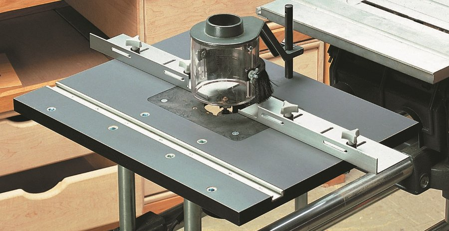 Shopsmith Router Table Insert