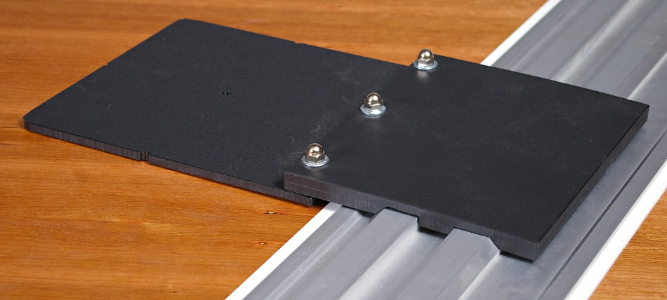 Router Guide Rail Adapter