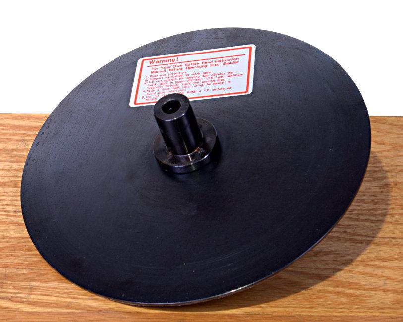 Disk Sander Parts