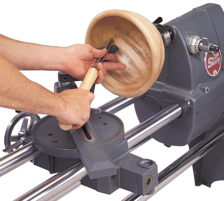 Wood Lathe Tool Rest Holder