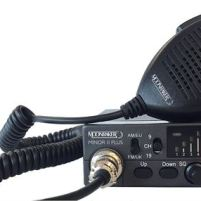MOONRAKER MINOR II PLUS 12/24v MULTI-STANDARD CB RADIO