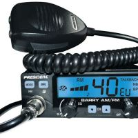 PRESIDENT BARRY MOBILE CB RADIO