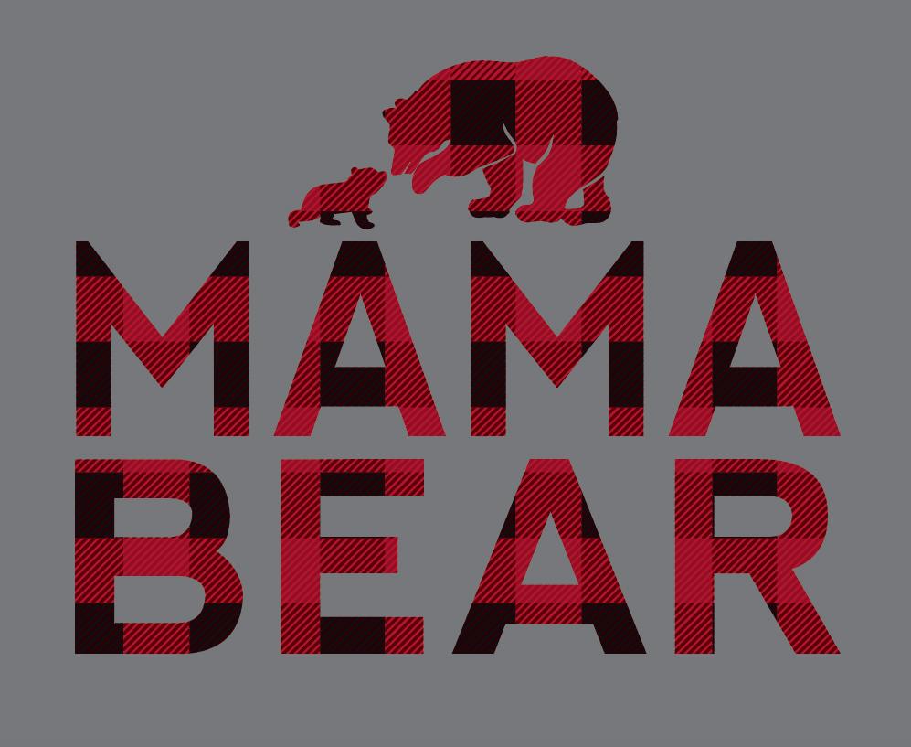 Mama Bear Raglan