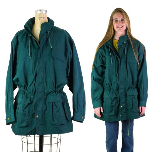Water Resistant Field Jacket Size Large