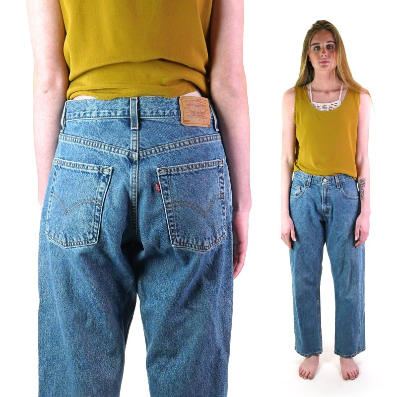Tapered Vintage Levi's 569 Jeans 28 in Waist