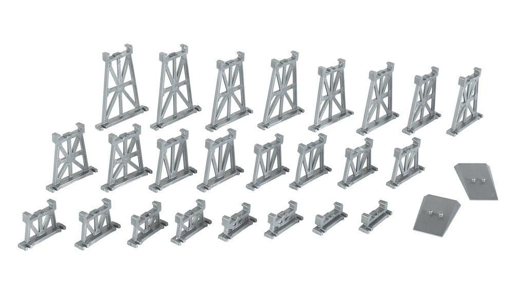 All N Scale Accessories : Star Hobby, Model Trains, Slot