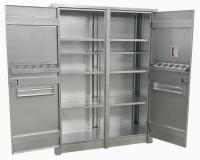 Industrial Galvanized Steel Storage Cabinet 248