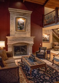 Marble Fireplaces, Cast Stone Mantels, Fireplace Mantel ...