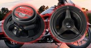 Product Spotlight ARC Audio MOTO CX6 Motorcycle Speakers