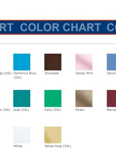 Jerzees color chart also rebellions rh rebellionsfo