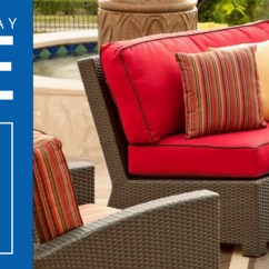 Patio Chair Replacement Glides Gravity Costco Furniture Outdoor Parts The Great Escape