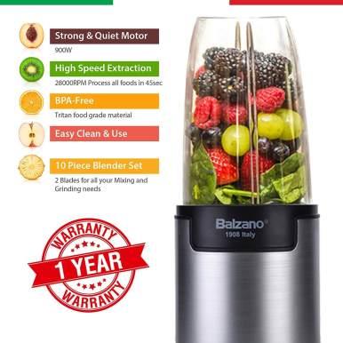 balzano  - Best Blenders for Indian Cooking