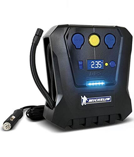 Michelin high power rapid tyre inflator - Best Air Pump for Car in India