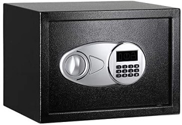 AmazonBasics security safe - Best Lockers for Home
