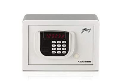 Best Lockers for Home - Godrej access
