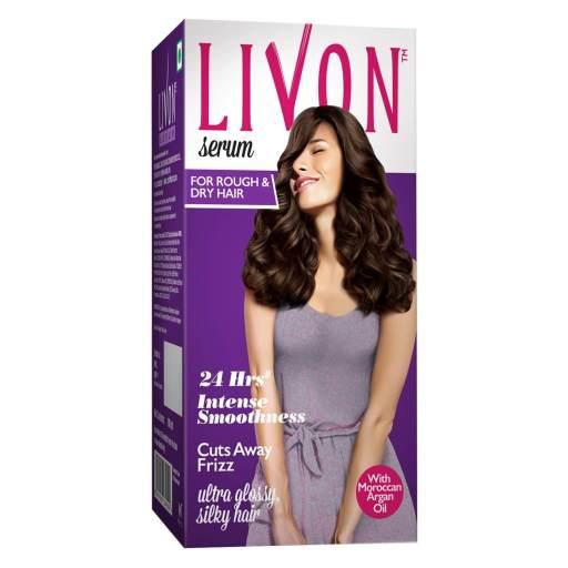 Livon serum for women - best hair serum