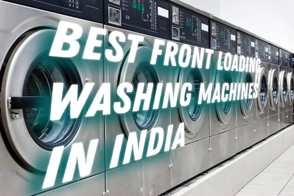 Best Front Load Washing Machine in India | Fully Automatic