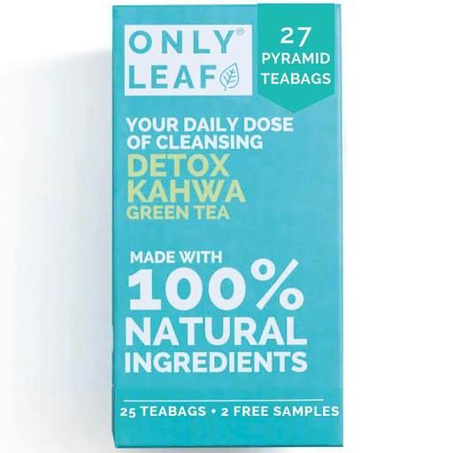 ONLYLEAF detox kahwa - Best Green Tea in India