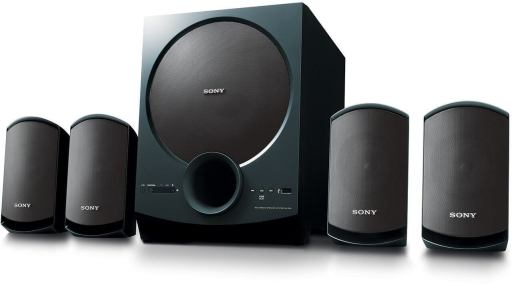 Sony SA-D40 multimedia speaker - Best Home theatre System in India