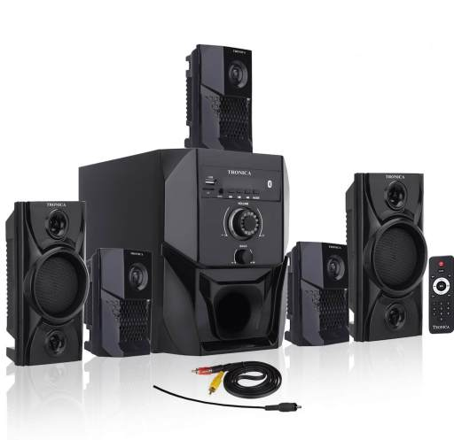 Tronica super king series multimedia speakers - Best Home theatre   System in India