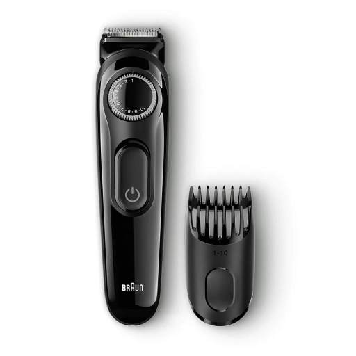 Braun beard trimmer - Best Trimmer for Men in India