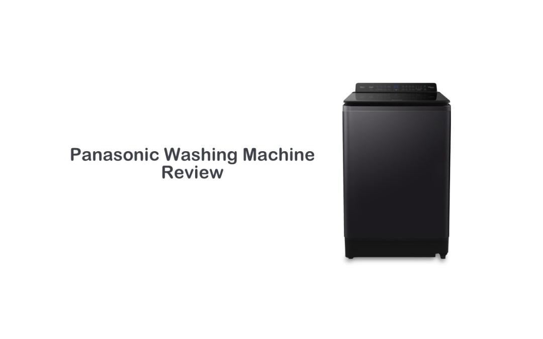 Panasonic Washing Machine Review | Semi & Fully Automatic